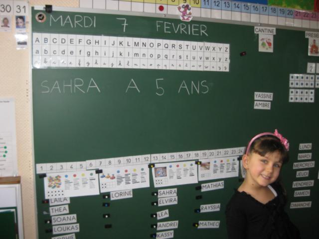 L'anniversaire de SAHRA dans - SAHRA IMG_3735